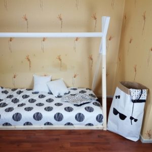 tipi bed kinderbed bedframe