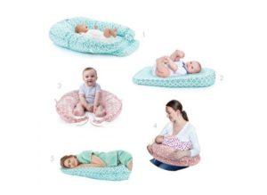 Multifunctioneel babynestje merk Babyjem