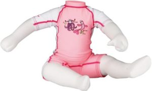 UV bescherming zwemkleding baby