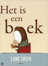het is een boek - Lane Smith